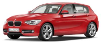 КАСКО на BMW 1 серии
