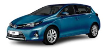 КАСКО на Toyota Auris