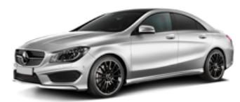 КАСКО на Mercedes A